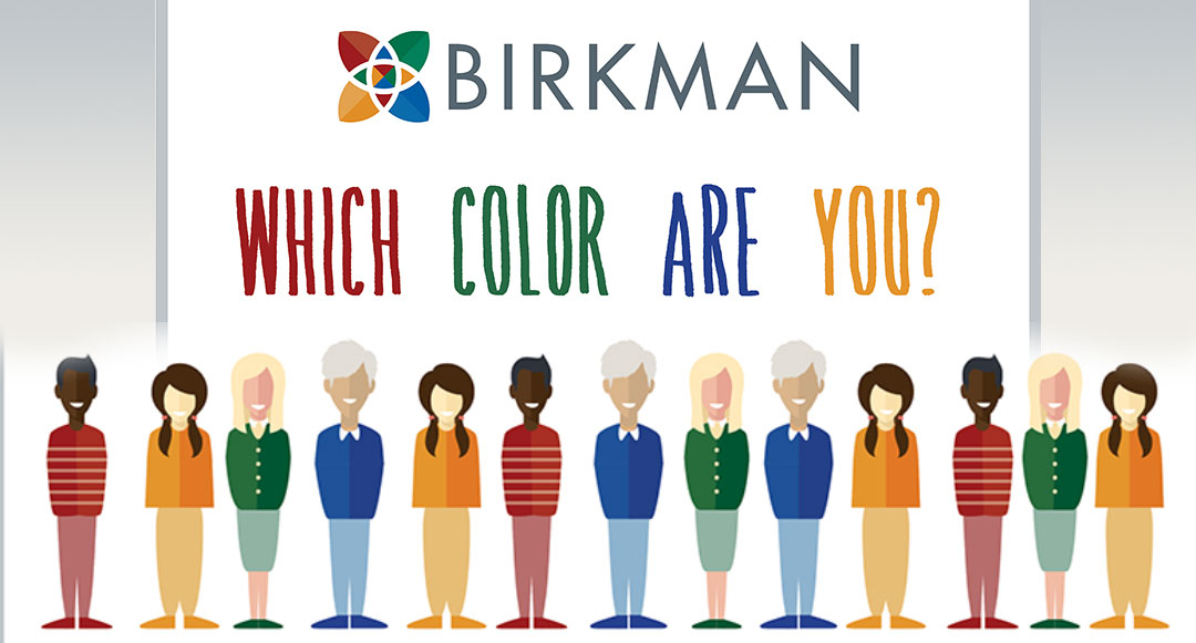 Which Birkman Color are You?